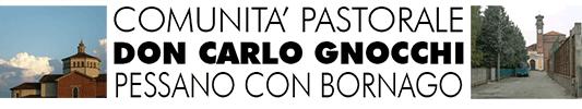 """Comunità pastorale """"don Gnocchi"""""""